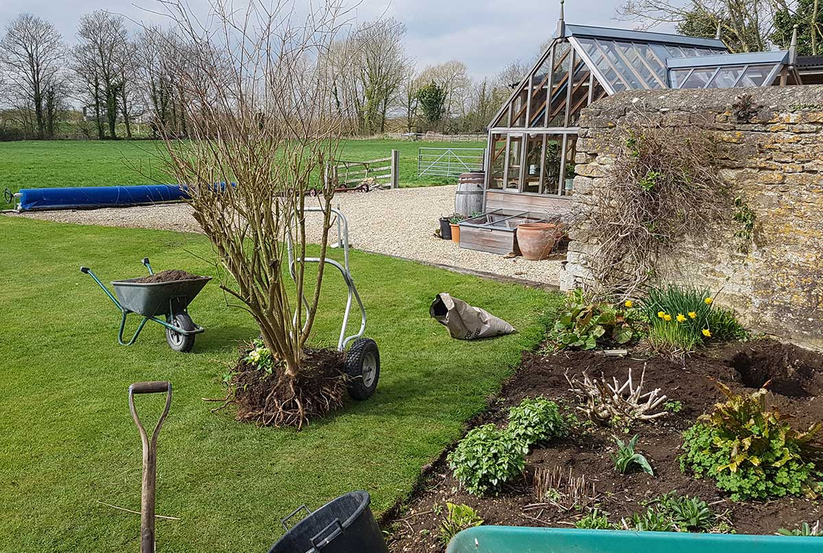 Seasonal Garden Maintenance Oxfordshire - Gaiaveda Gardens