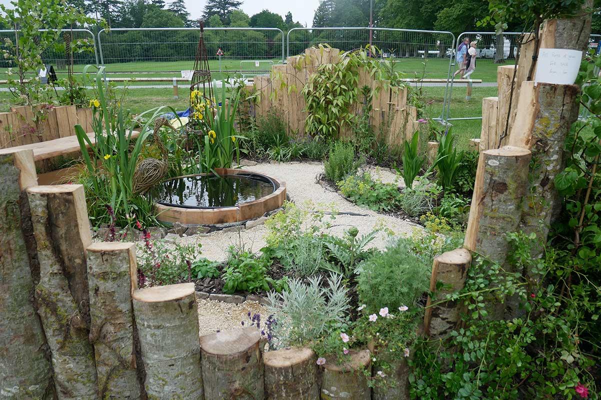 Gaiaveda Gardens-Blenheim Flower Show_1